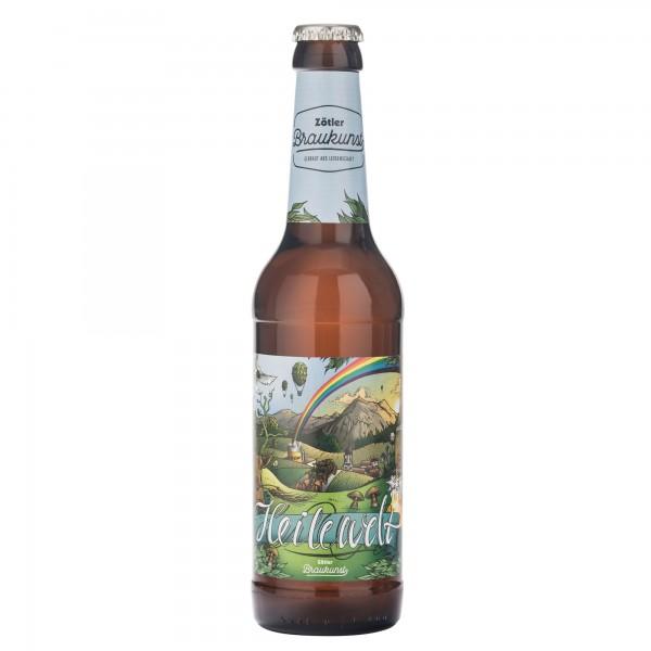 Zötler Brauerei 0,33L Heilewelt