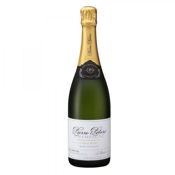 CUVEE DE RESERVE Champagne AOP Grand Cru
