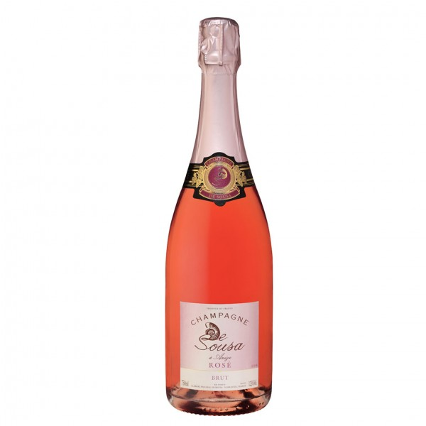 ROSE Brut Bio Champagne AOP