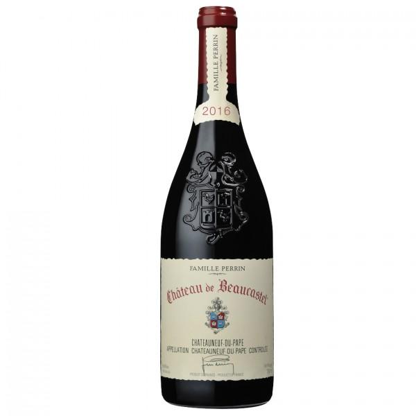 CHATEAU BEAUCASTEL rouge Chateauneuf du Pape AOP