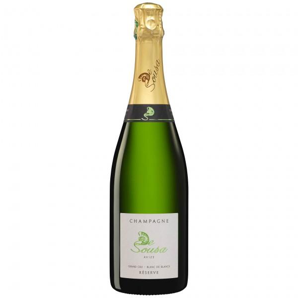 BRUT RESERVE Bio Champagne AOP