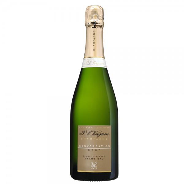 CONVERSATION Brut Champagne AOP Grand Cru
