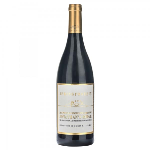 JONATHAN´S RIDGE Single Vineyard