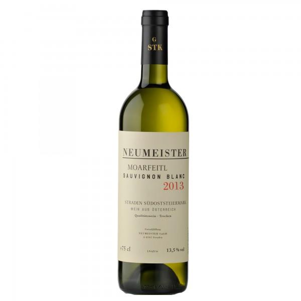 RIED MOARFEITL Bio Sauvignon Blanc G.STK