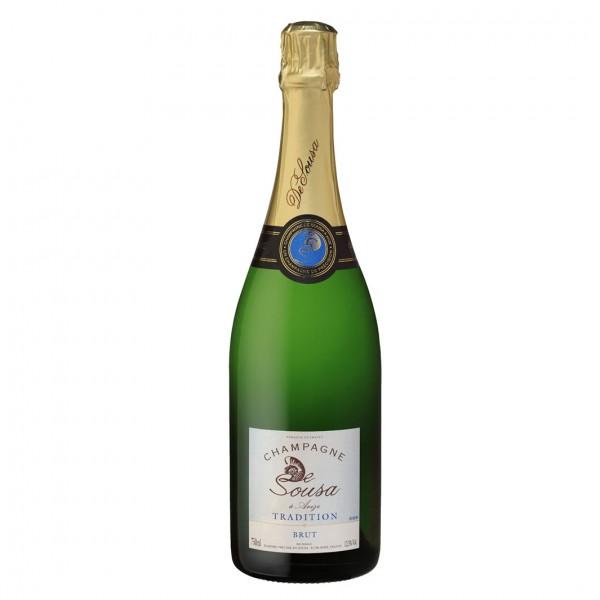 TRADITION BRUT Bio Champagne AOP