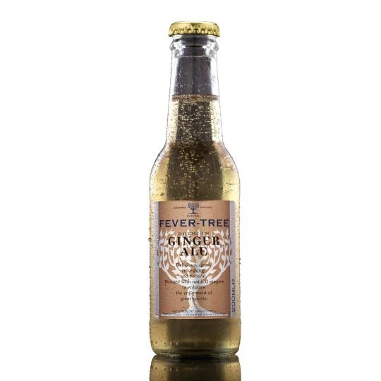 Fever Tree 0,20L Ginger Ale