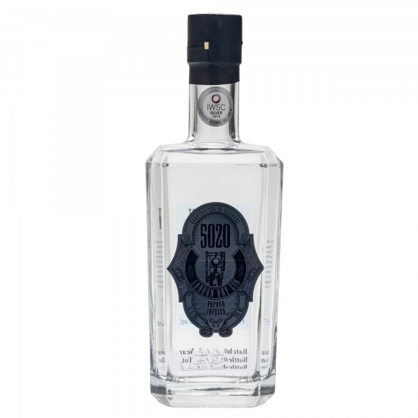 LONDON DRY GIN 5020