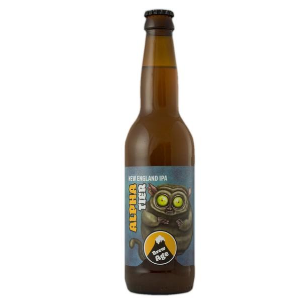 Brew Age Alphatier 0,33L