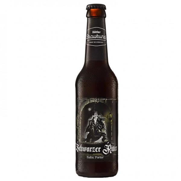 Zötler Brauerei 0,33L Schwarze Ritter