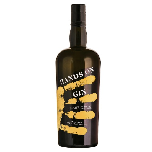 HANDS ON GIN 46,5%