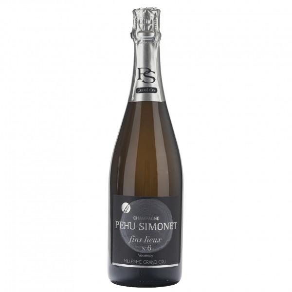 FINS LIEUX #6 Champagne AOP Grand Cru