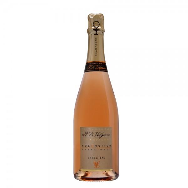 ROSEMOTION Exra Brut Champagne AOP Grand Cru
