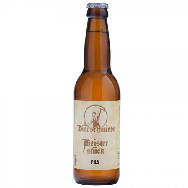 Bierschmiede 0,33L Meisterstück