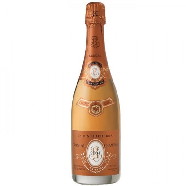 CRISTAL BRUT ROSE Champagne AOP