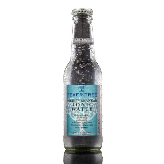 Fever Tree 0,20L Mediterranean Tonic Water