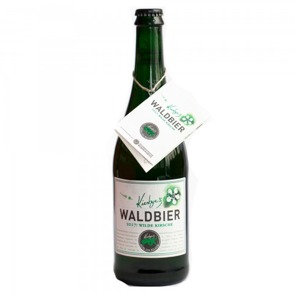 Kiesbye's Waldbier 0,75L 2020 - Eiche
