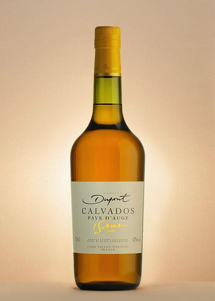 HORS D' AGE 42% Calvados Pays d' Auge