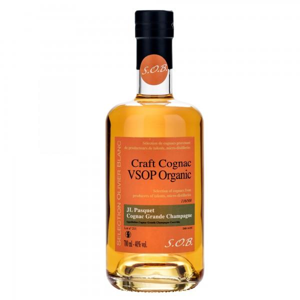 XO EXTRAORDINAIRE Cognac 40% Franzois Voyer