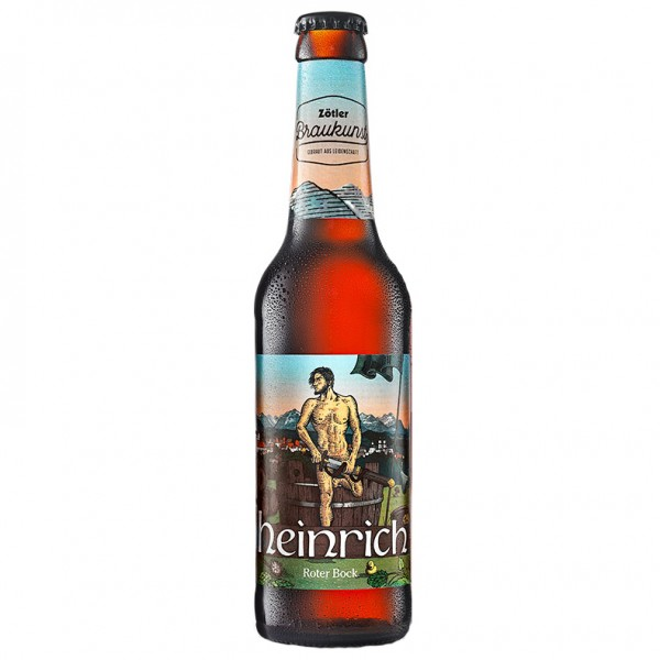 Zötler Brauerei 0,33L Heinrich der Kempter