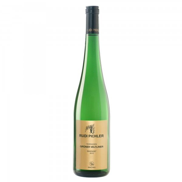 GRÜNER VELTLINER Smaragd Terrassen
