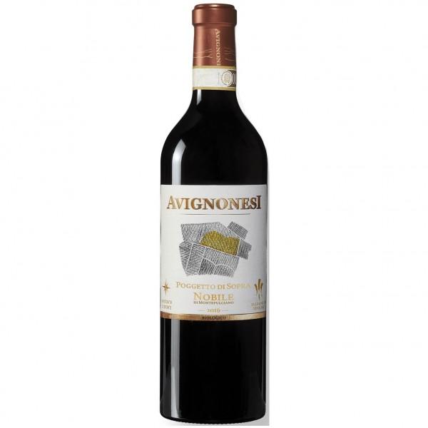 POGGETTO DI SOPRA Bio Vino Nobile Montep.DOCG