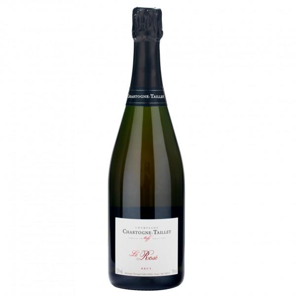 LE ROSÉ Brut Champagne AOP