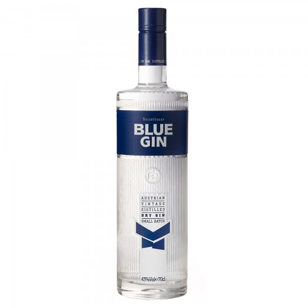 BLUE GIN 43%