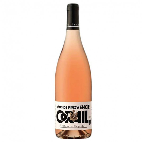 CORAIL ROSE Bio Cotes de Provence